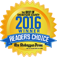 Sheboygan Press Best of Award 2016